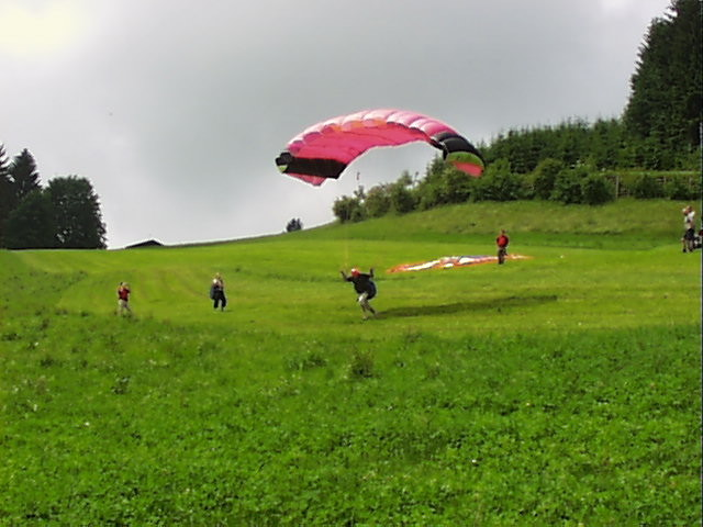 Team Incentive Paragliden