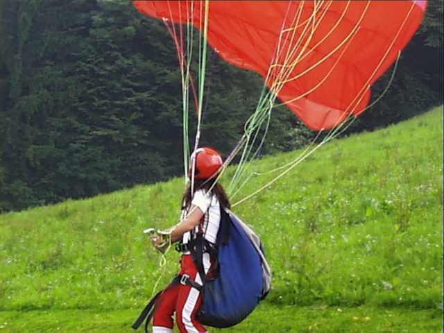 Team Incentiv Paragliden