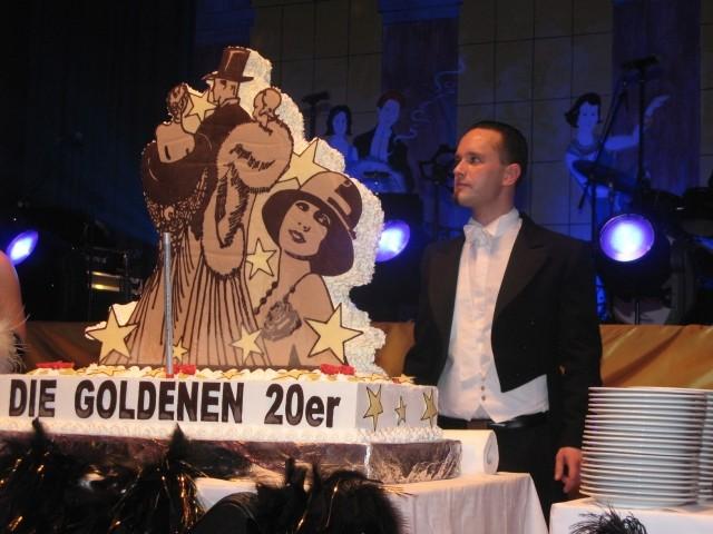 Eisbuffet Motto 20iger Jahre