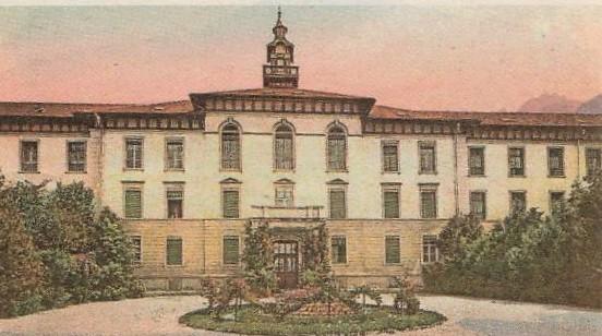 Klinik Waldhaus ca. 1910