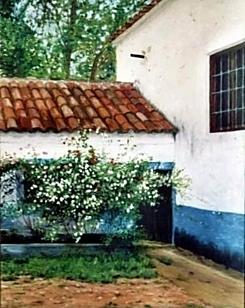 58. RINCÓN DE CAZORLA A/T  24x33