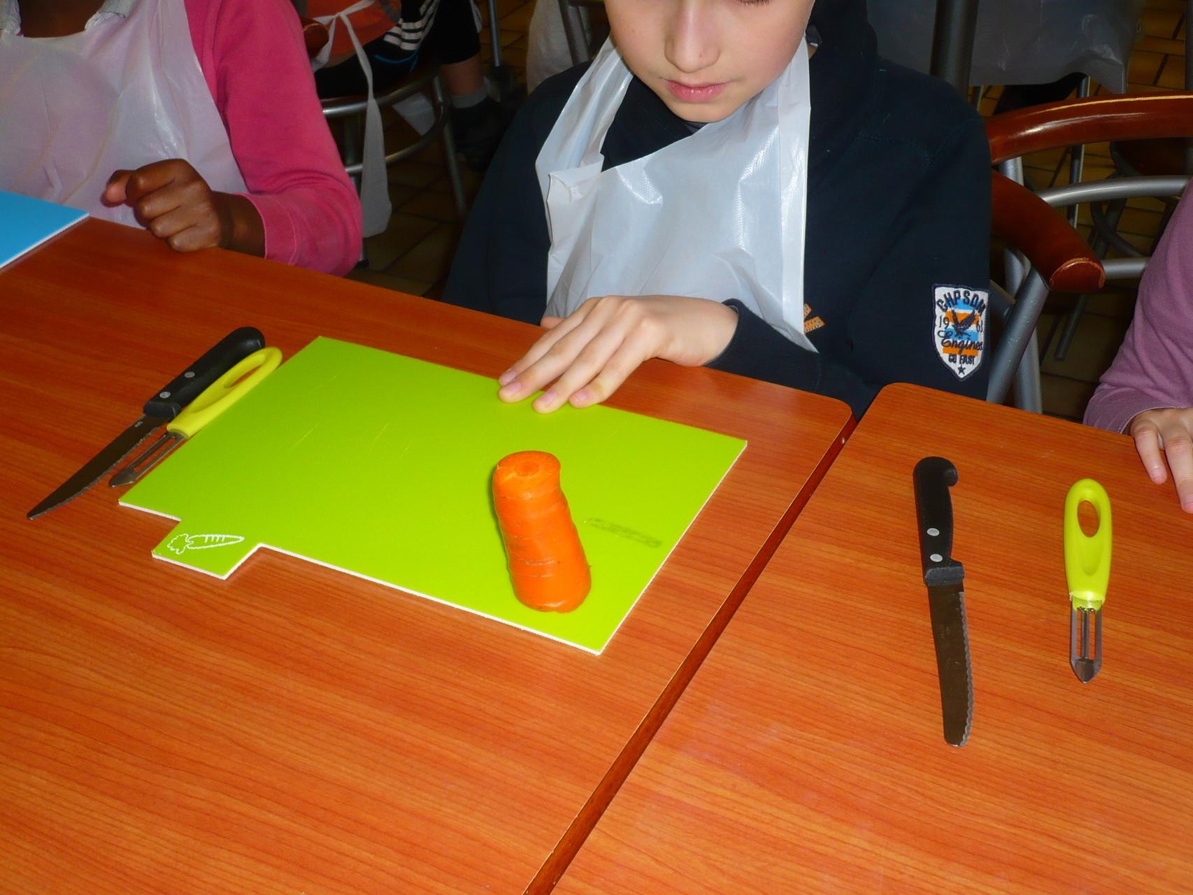 Des carottes ... © UNAT Centre