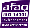 ISO 14 001 logo