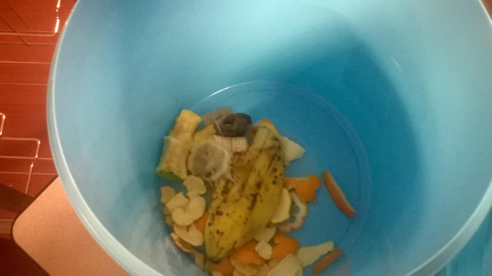 Déchets alimentaire non consommables ©UNAT Centre