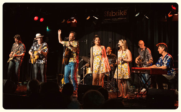 Blues Jubilee, special guest Erik Trauner/Mojo Blues Band