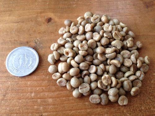 豆がこんなにも小さいですが、ハワイらしい優しい味です!