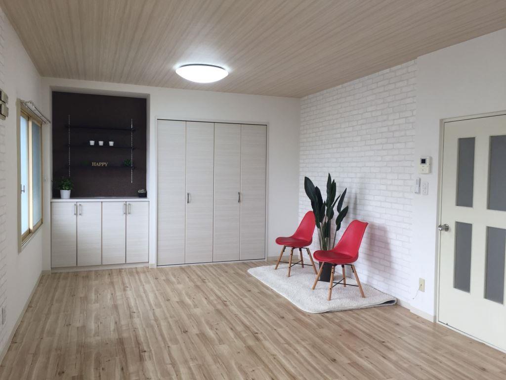 401号室のお部屋