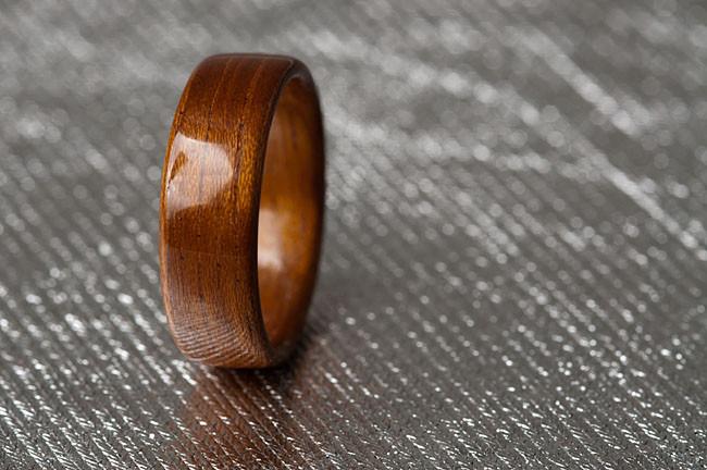 nº27. Anillo de madera de Mongoy.