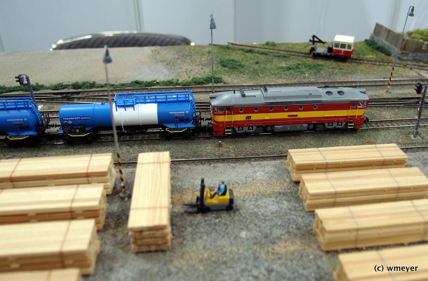 TT-Anlage aus Prag
