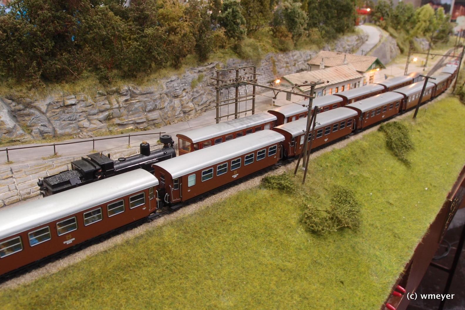Mariazellerbahn in H0e