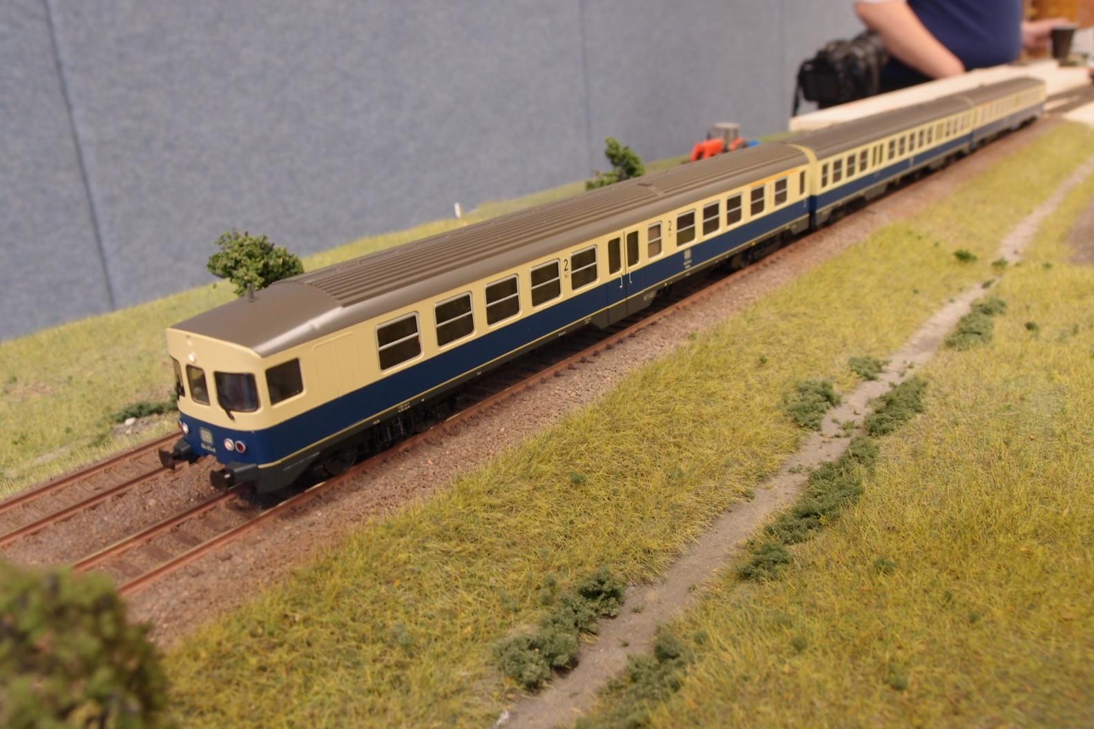 H0 Segmentanlage Eisenbahnfreunde Bad Oldesloe