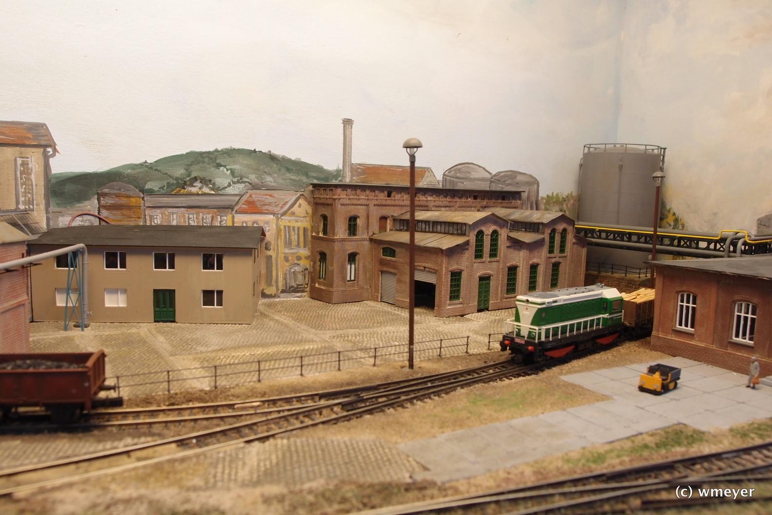 TT Industriediorama