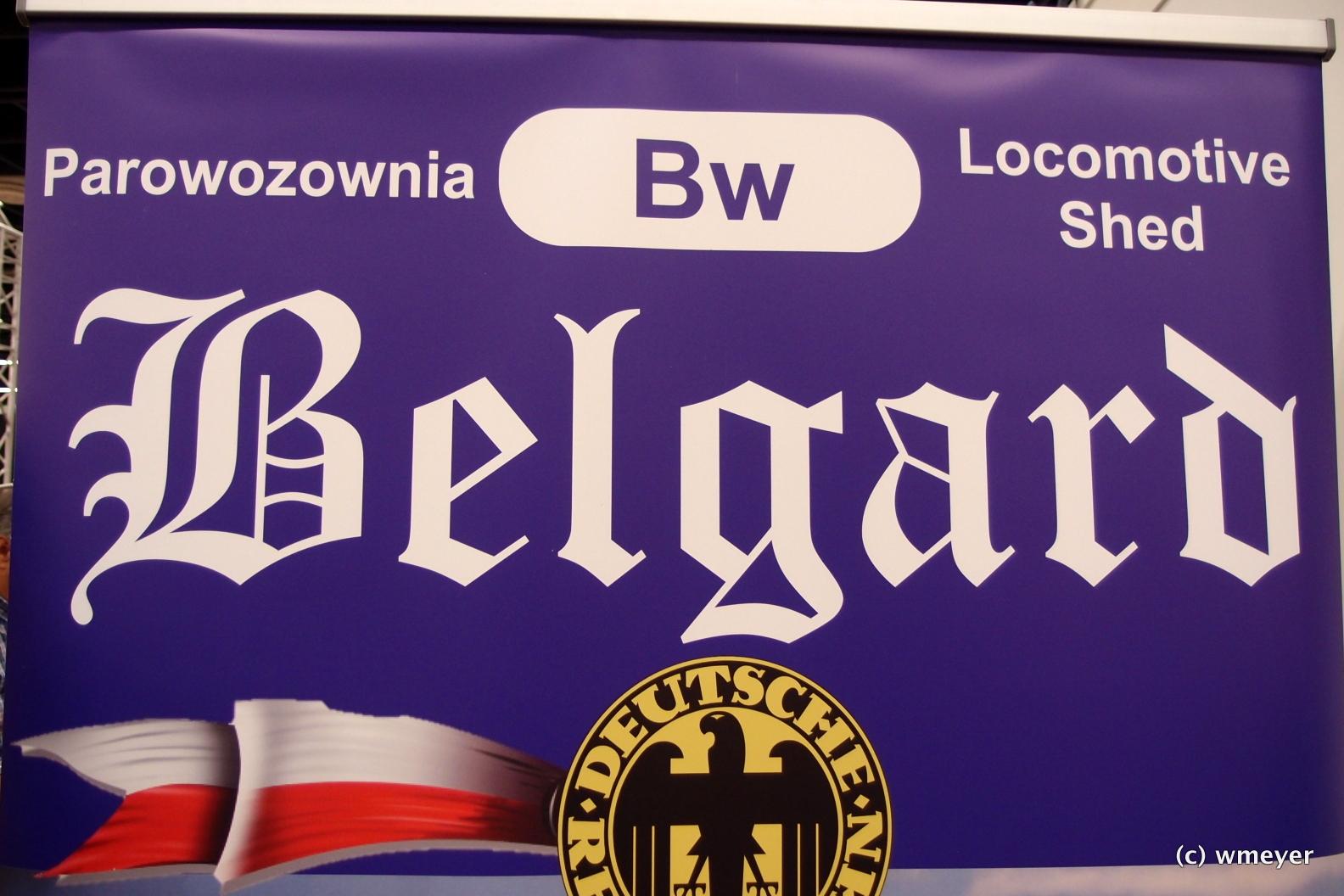 Polnisches Bw Belgard