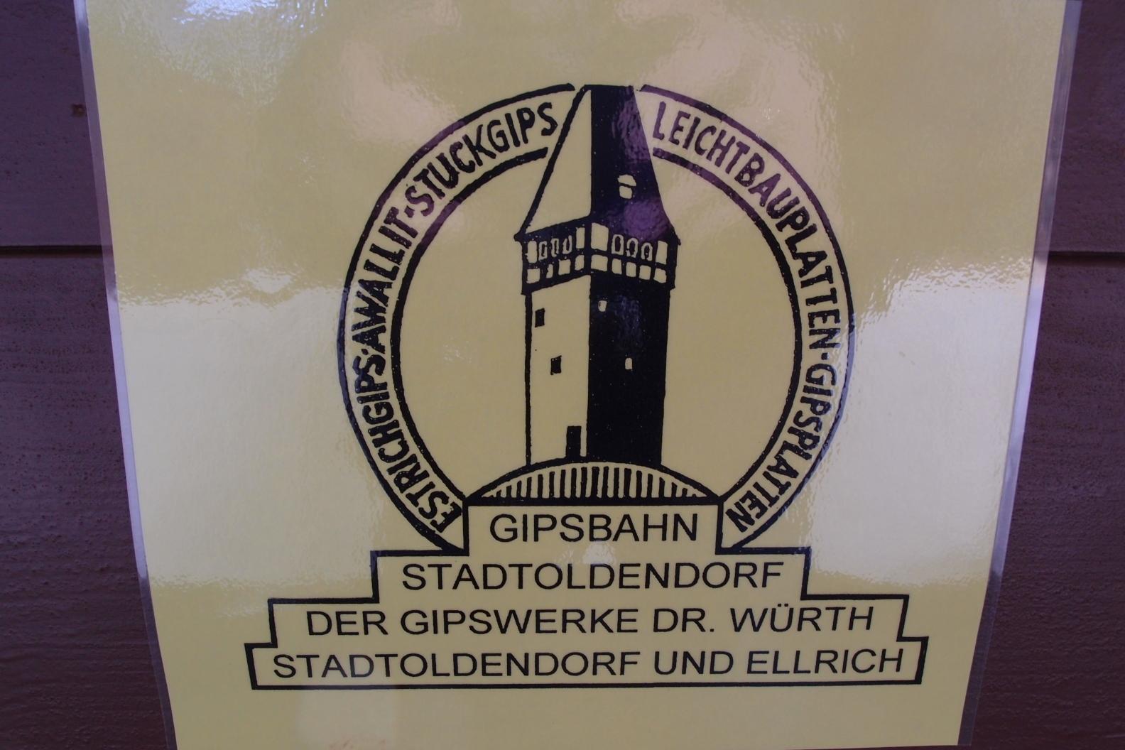 Gipsbahn Stadtoldendorf in 0e