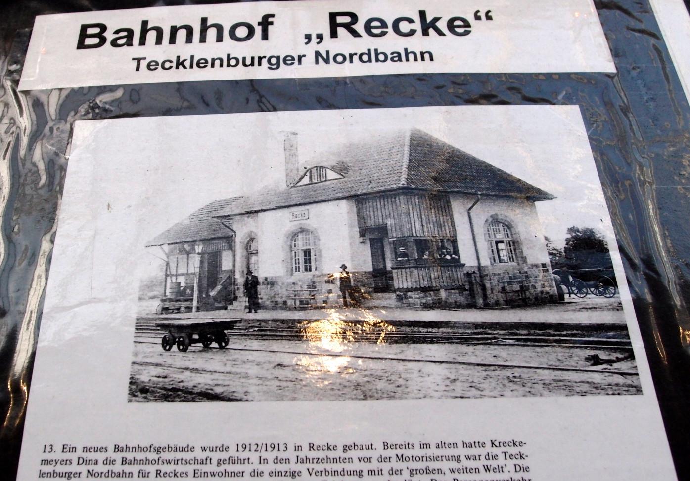 Vorbildkunde Freunde Tecklenburger Nordbahn