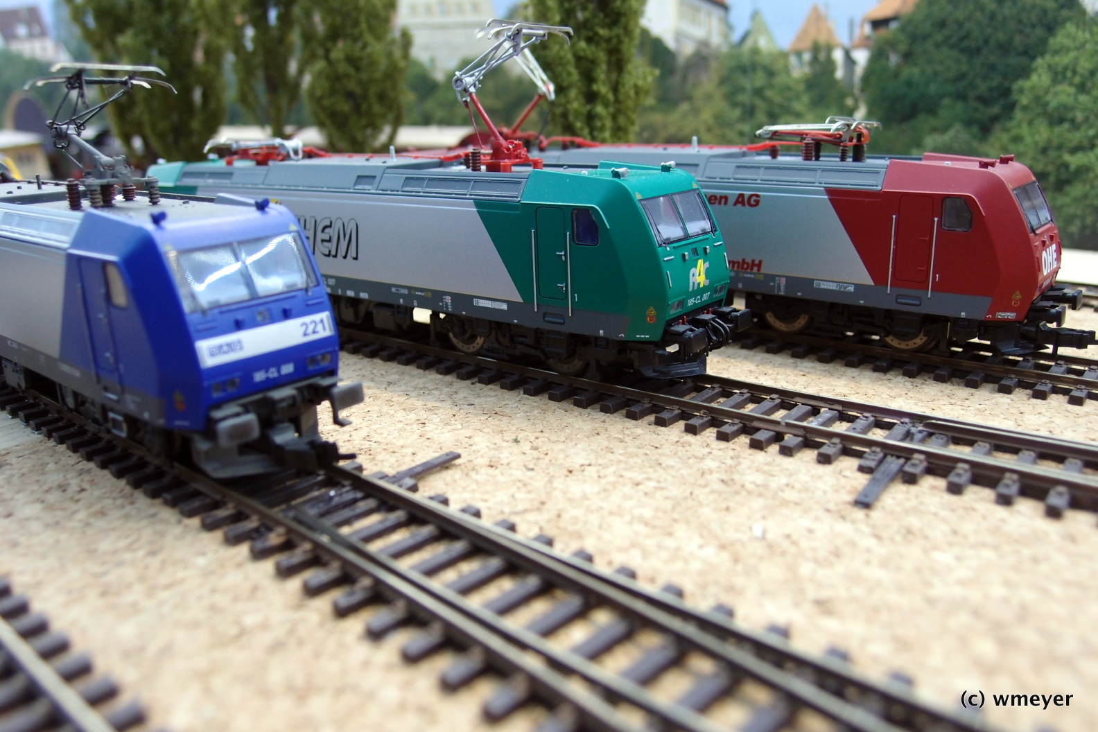 Die ersten Loks der BR 185 sind einsatzbereit