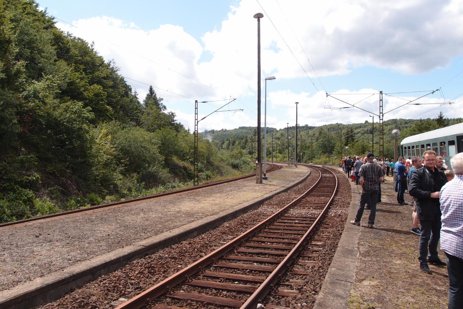Bahnhofsansicht Michaelstein