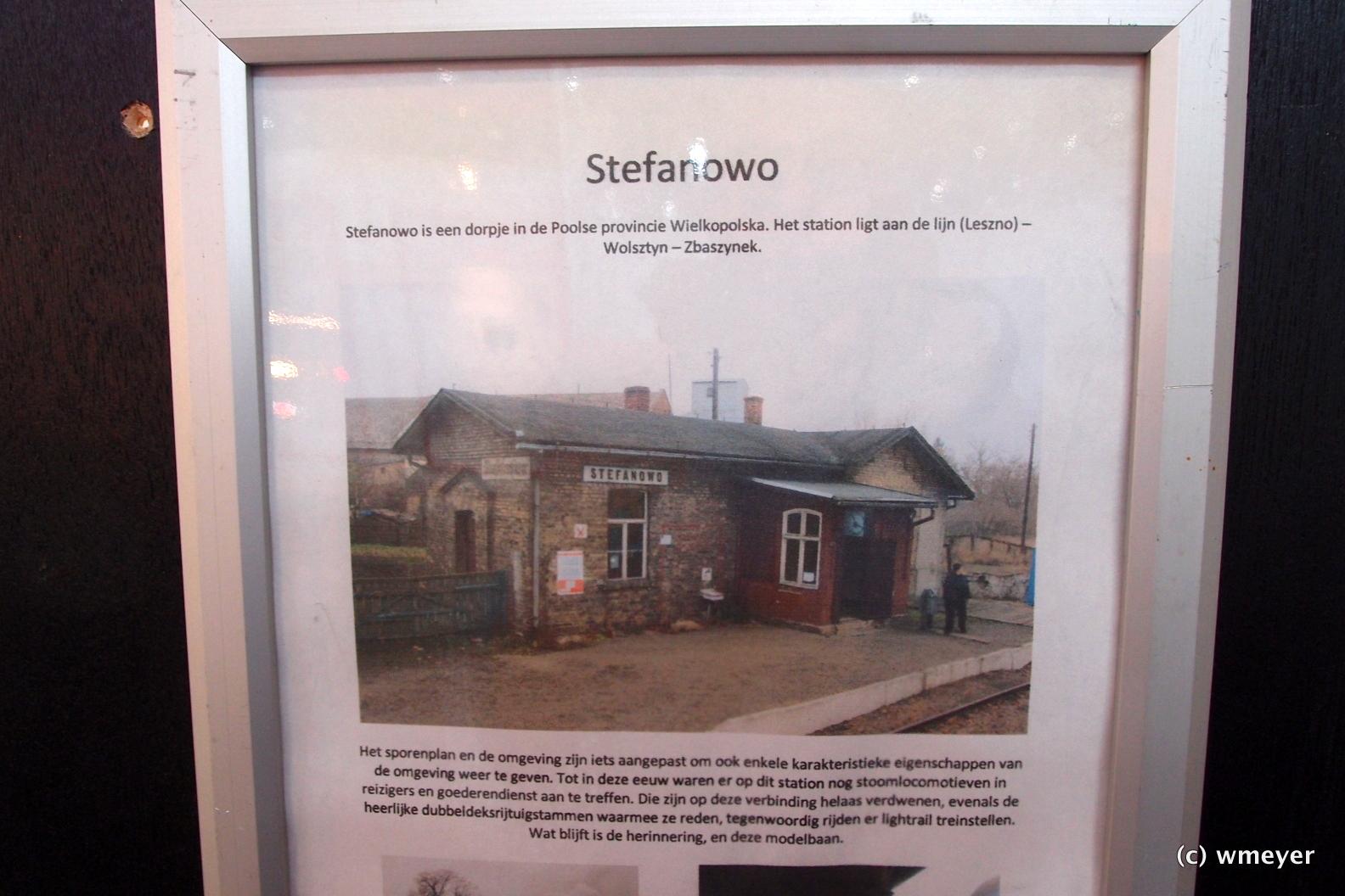 Polnischer Bahnhof in H0