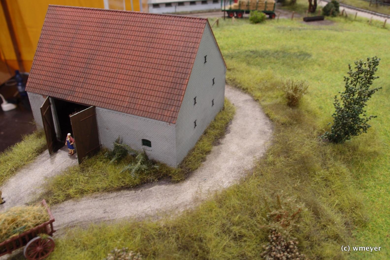 Kleinbahn in der Altmark in H0