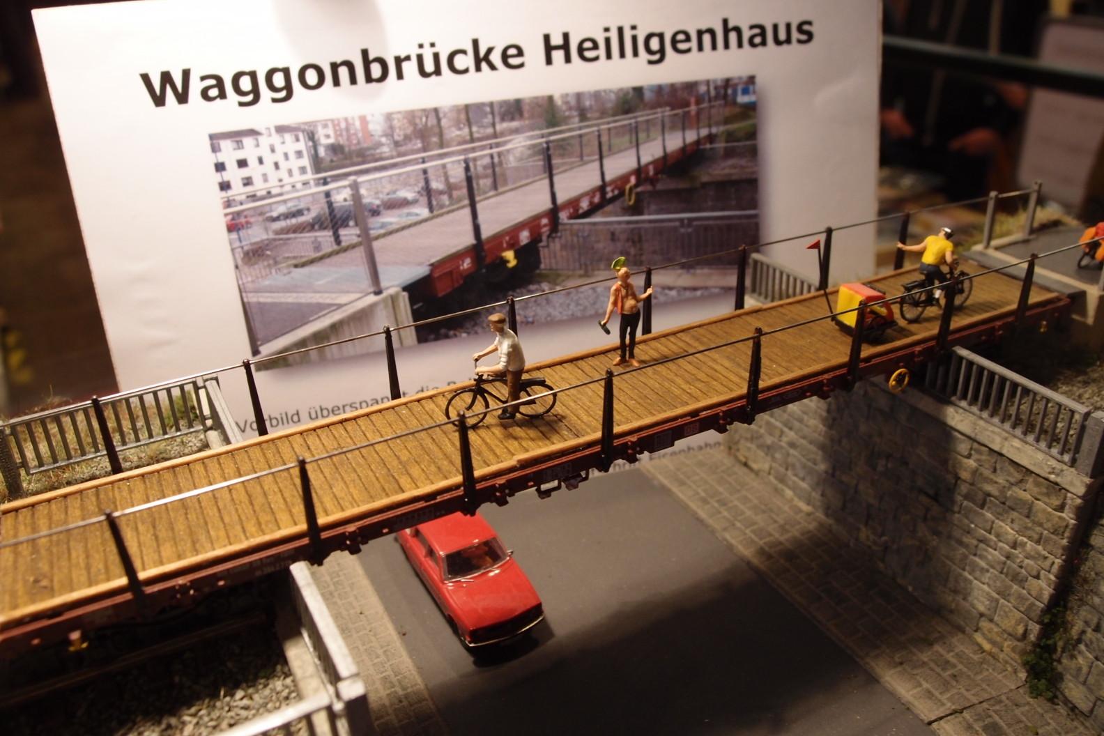 Bereits 2014 aus Burscheid gezeigt, diesmal mit Vorbildbezug