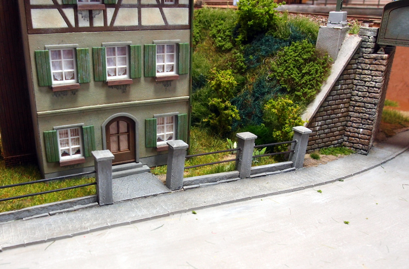 Ein Stadthaus