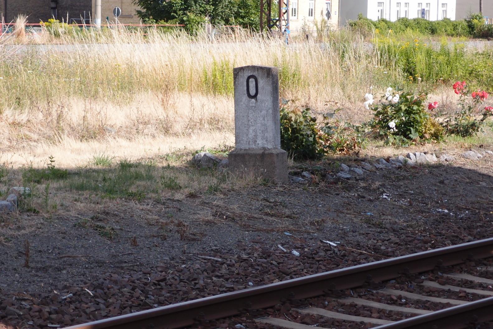Anfang oder Ende in Blankenburg