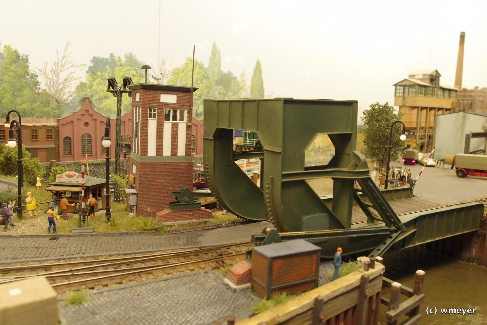 Viele Details auf dieser H0-Anlage aus Holland