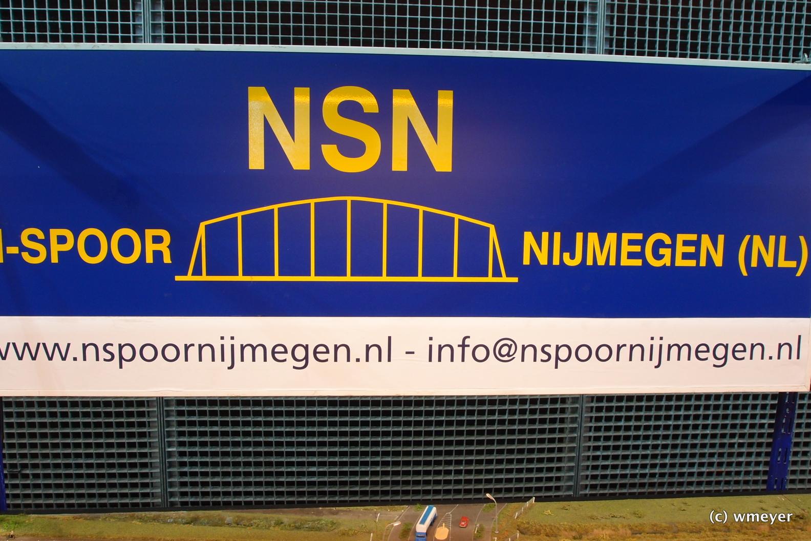 N-Anlage mit holländischem Vorbild