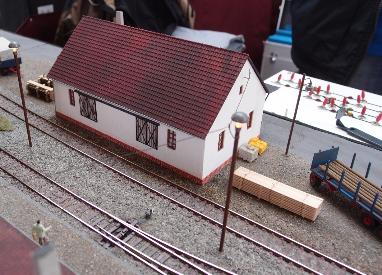 Vorbildkunde und deren Umsetzung Freunde Tecklenburger Nordbahn