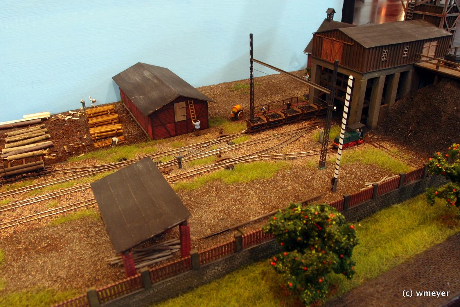 Kohlen- und Grubenbahn