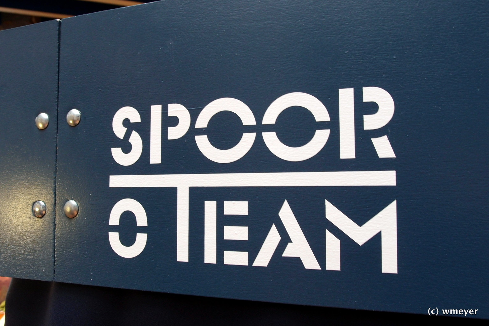 Straßenbahn-Anlage / Spoor Null Team