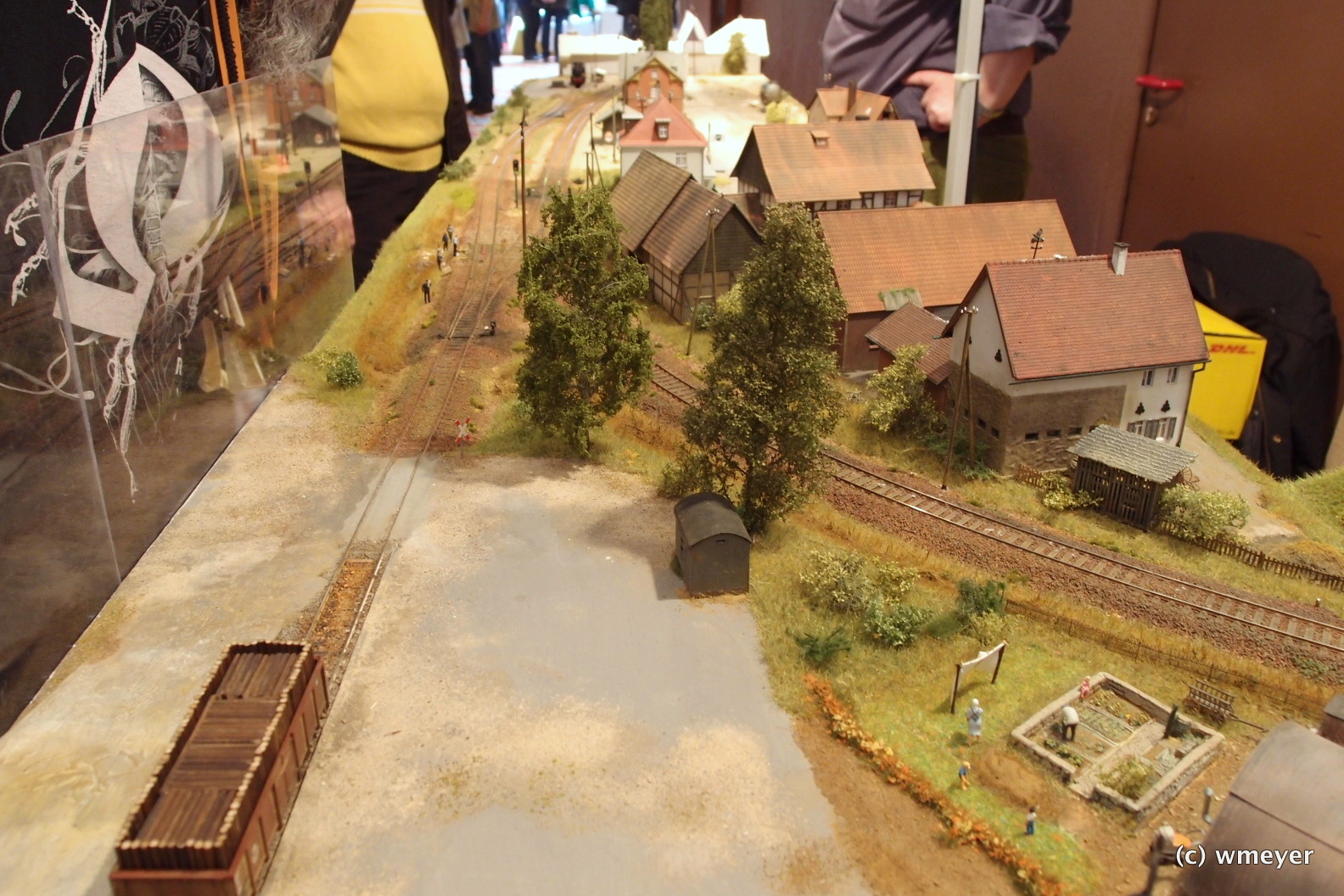 Bahnhof einer Kleinbahn in H0