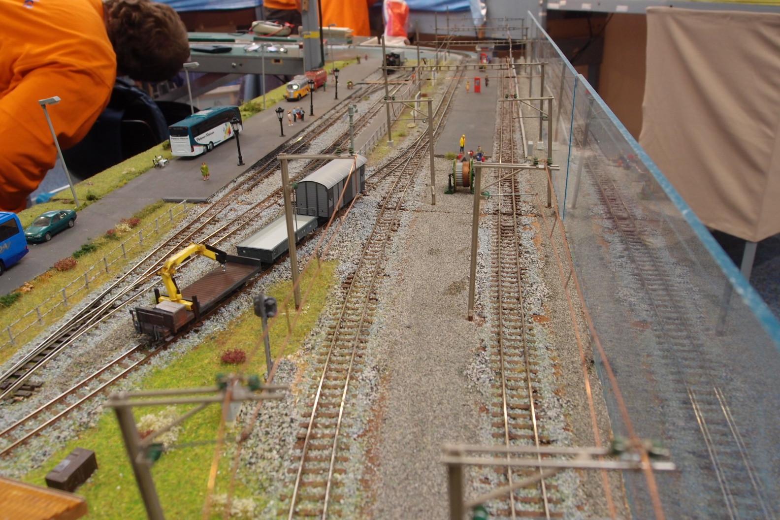 Furka Bahn in H0m