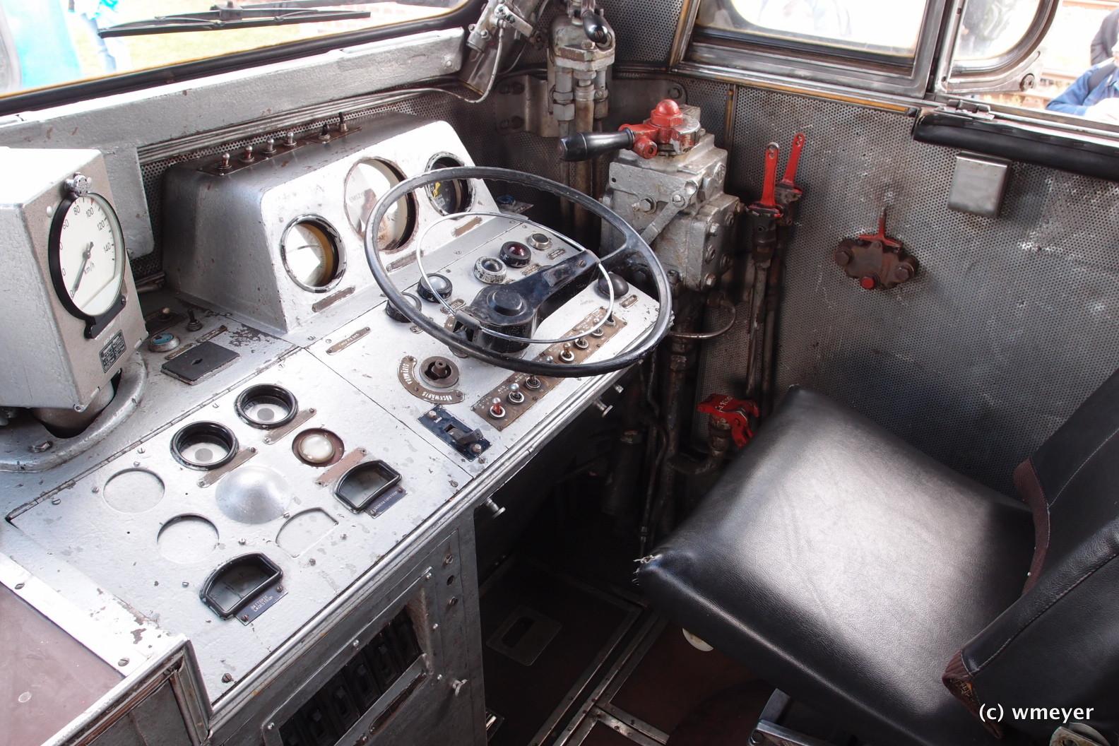 Führerstand BR120