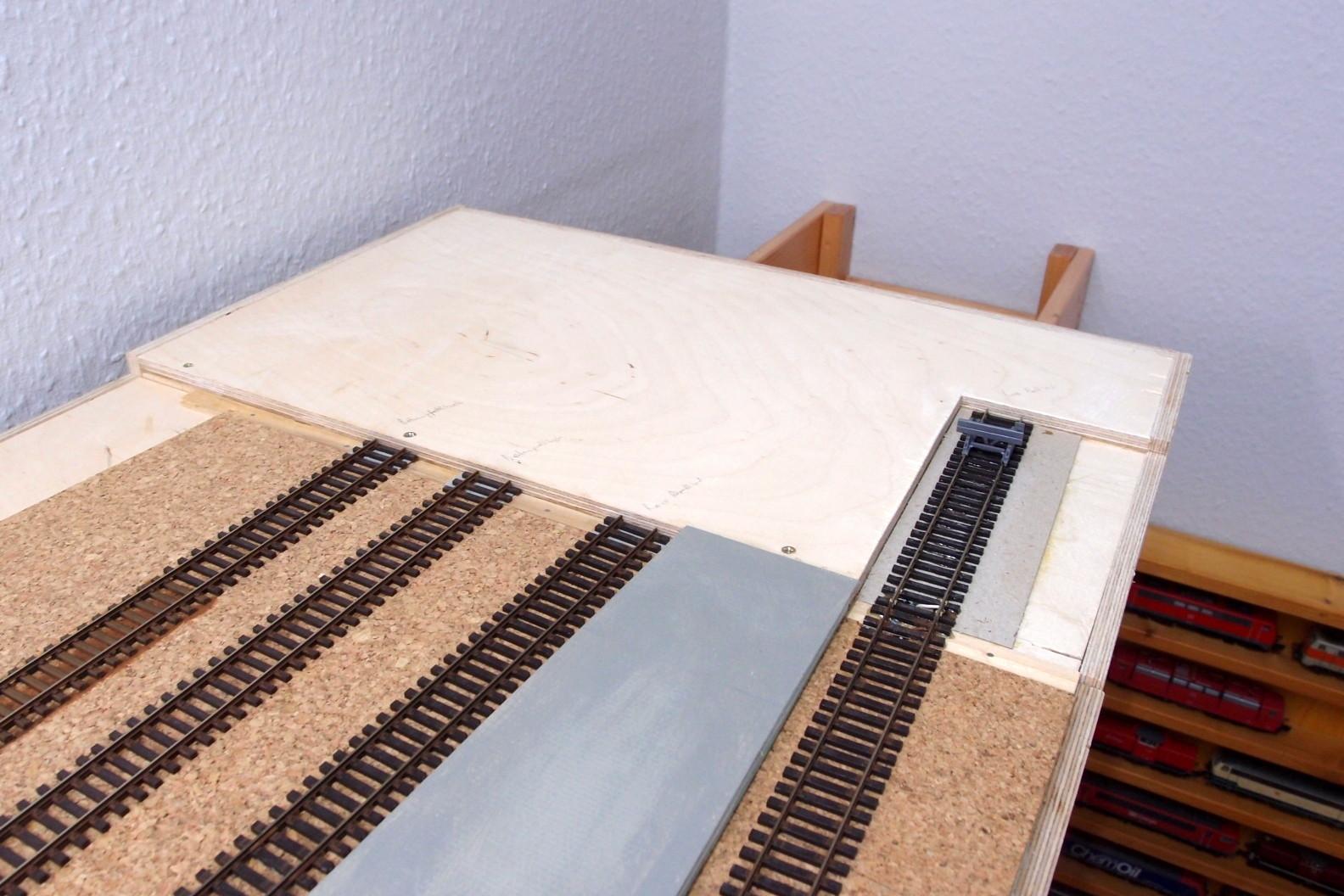 Bahnhofsendsegment