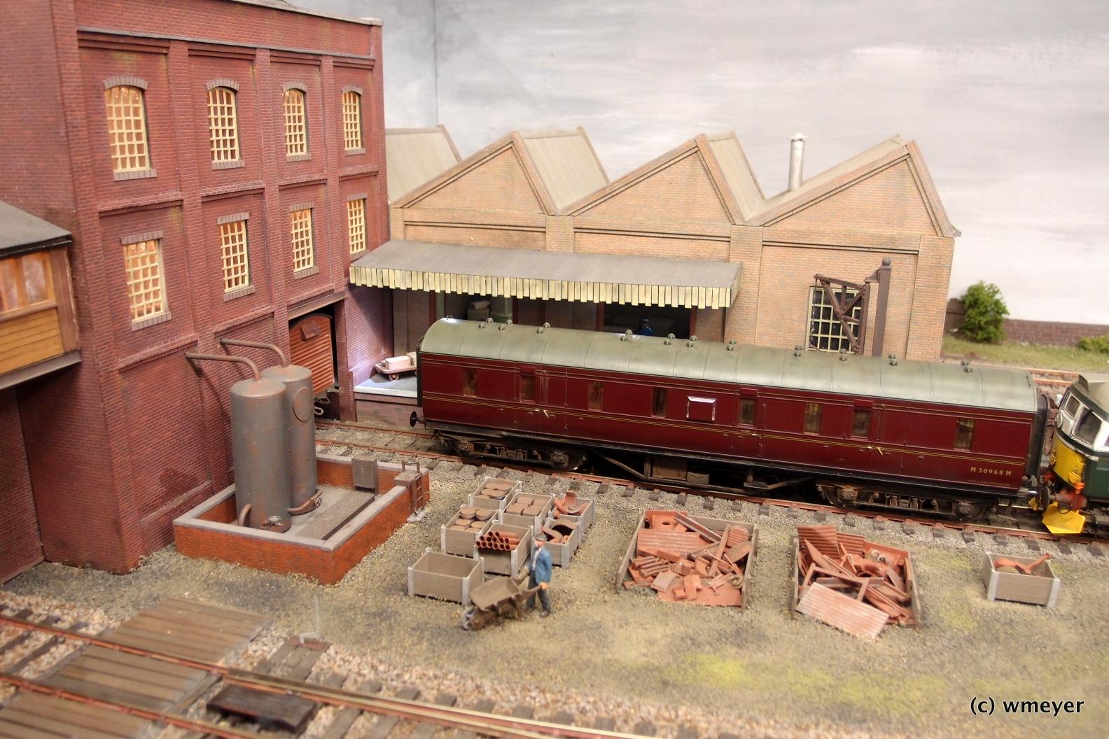 Ladeside Diesel Depot in Spur 0