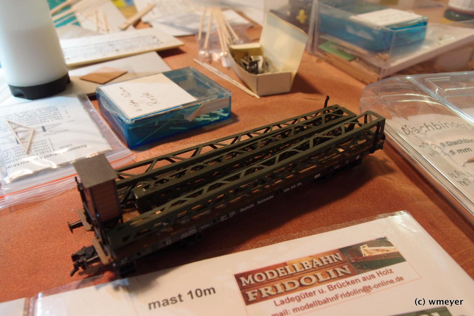 Modellbahn Fridolin