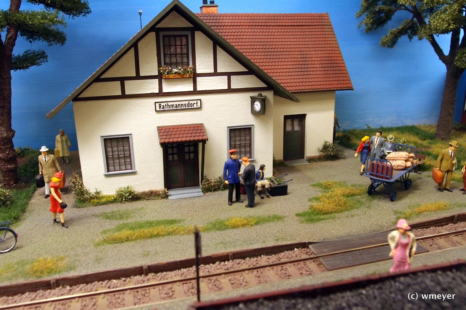 Spur 0e Modellbahnfreunde Osterholz Scharmbeck