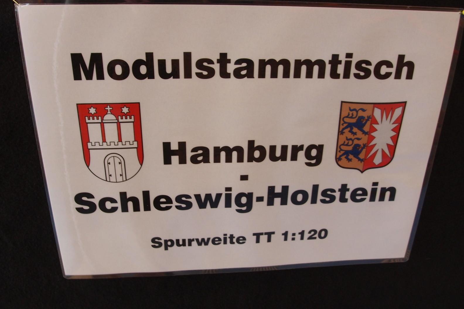 TT Modulstammtisch Hamburg - Schleswig Holstein