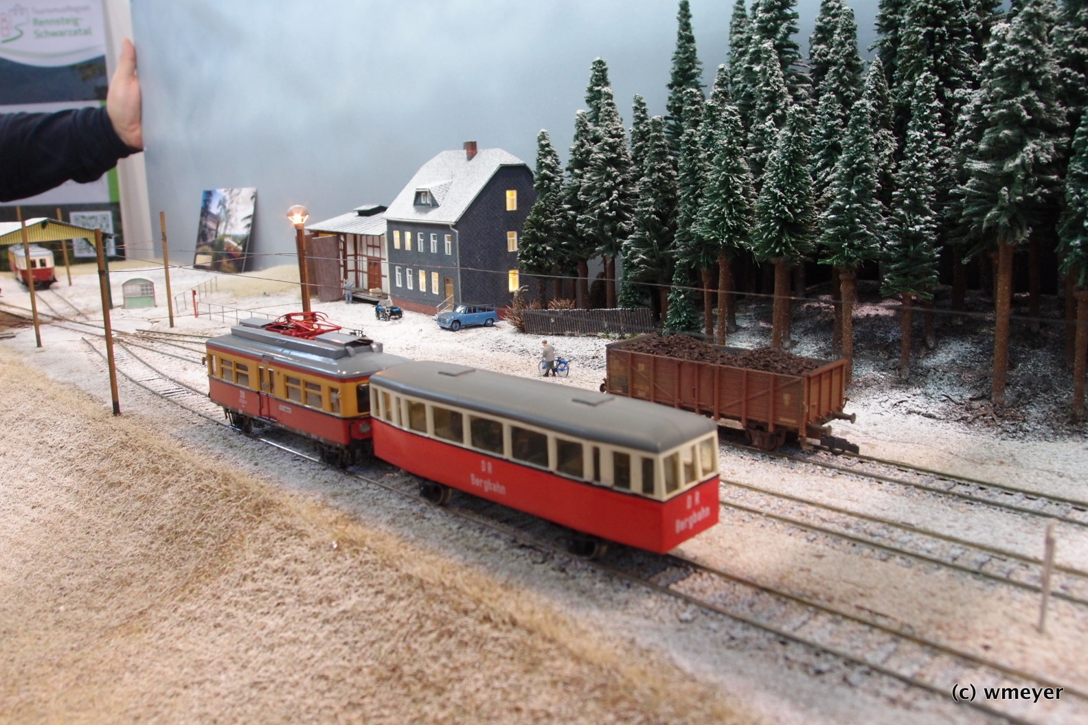 Oberweißbacher Bergbahn in H0