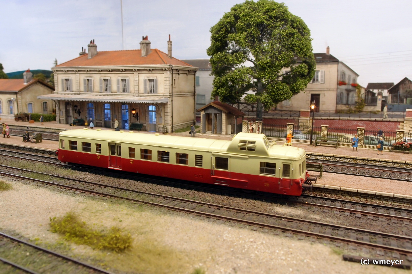 Mein Favorit aus Frankreich, excellenter und sehr detaillierter Modellbau