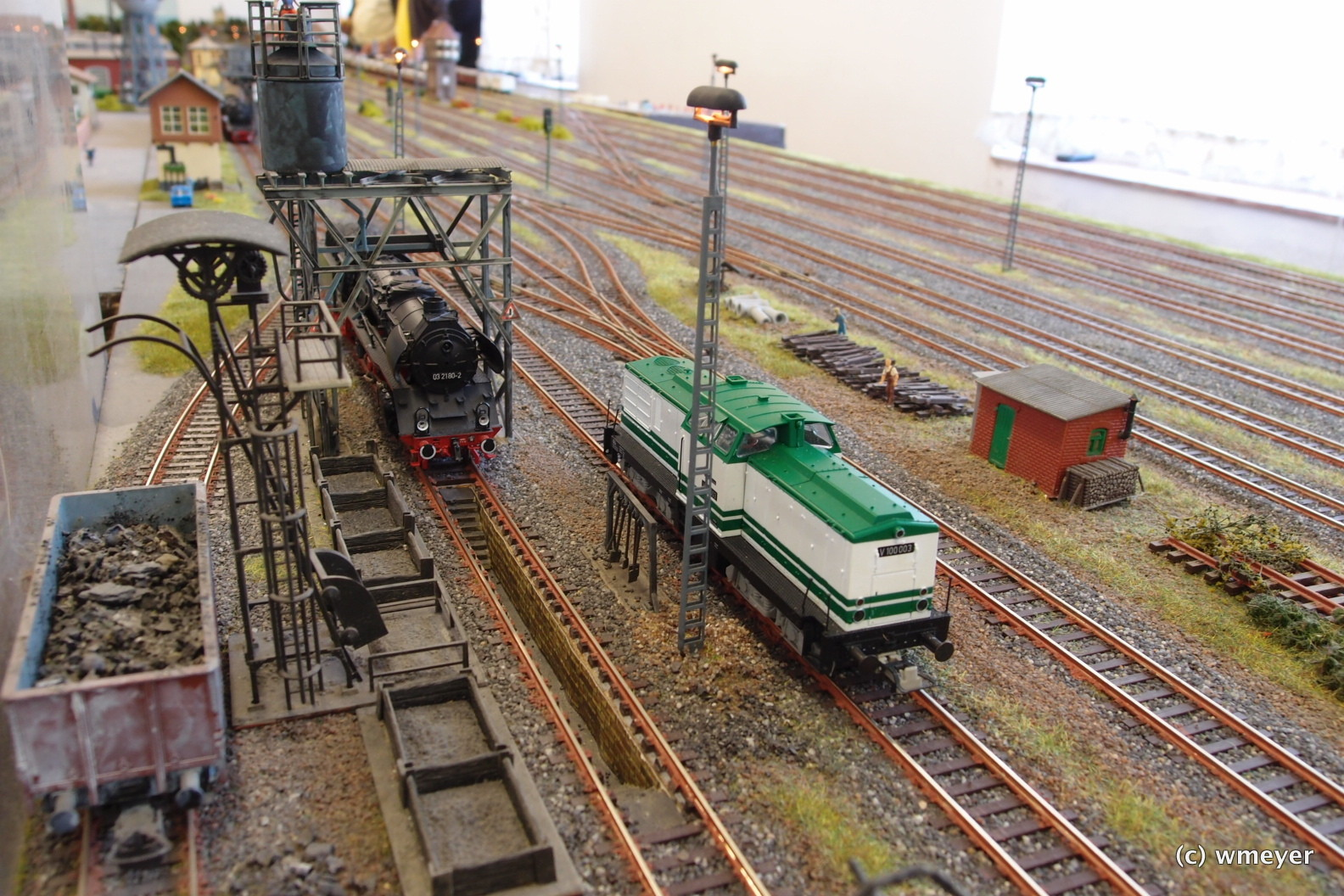 Impressionen Bernburger Modellbahn