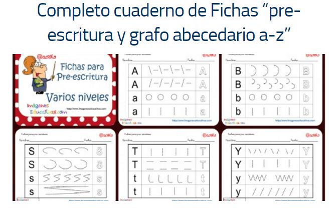 FICHAS A IMPRIMIR - I.E.D Santa Bernardita, lenguaje-tercero