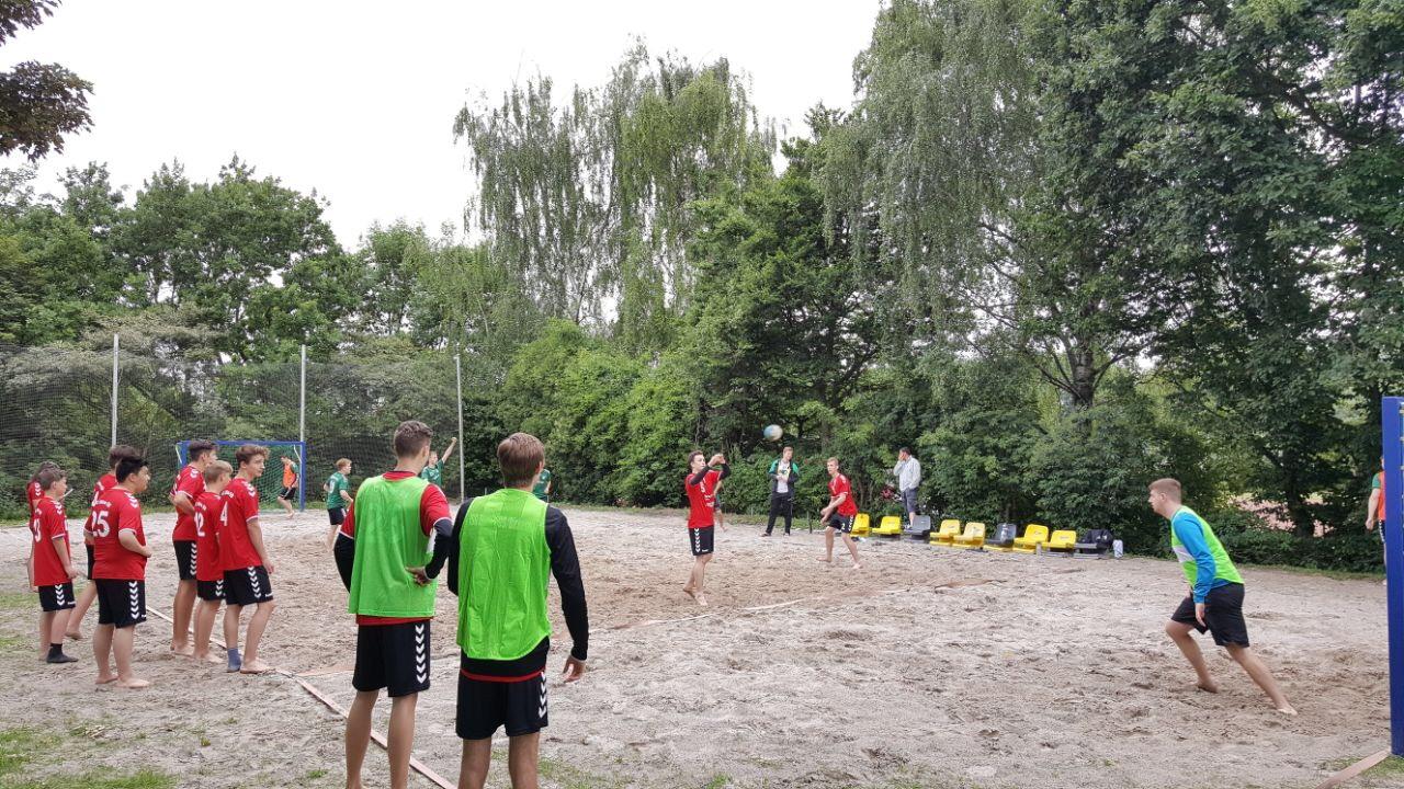 A-Jugend - Egbert-Cup Aachen