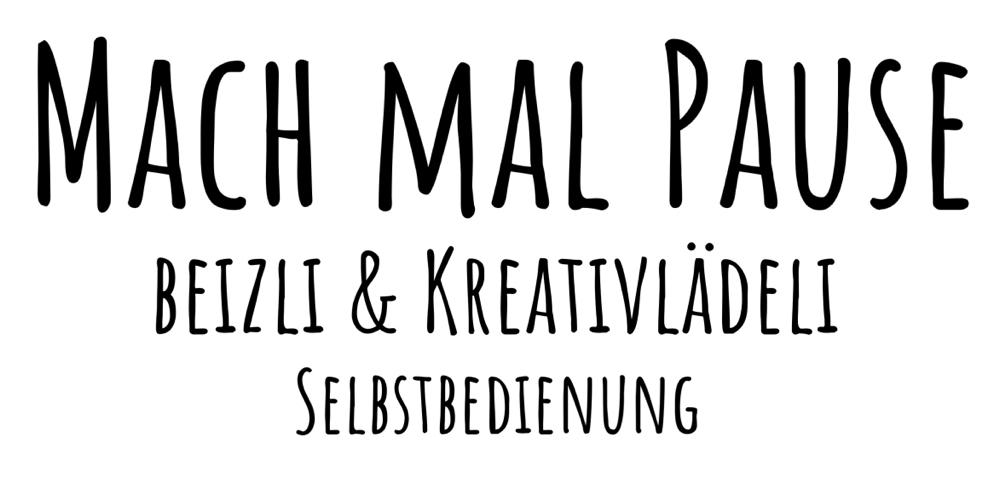 Mach mal Pause Beizli & Kreativlädeli in Selbstbedienung mit Produkten von Priska Felder, Nina Felder & Corina Zumbühl (zuco handmade)