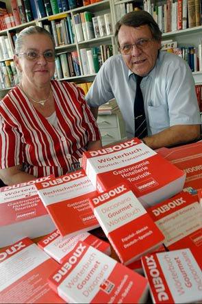 Marianne und Jean-Pierre Duboux