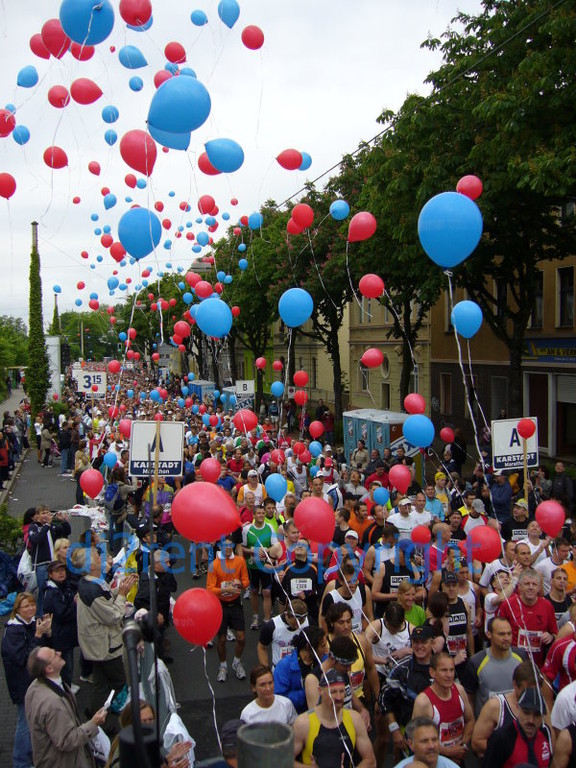 Ruhrmarathon - Start Oberhausen