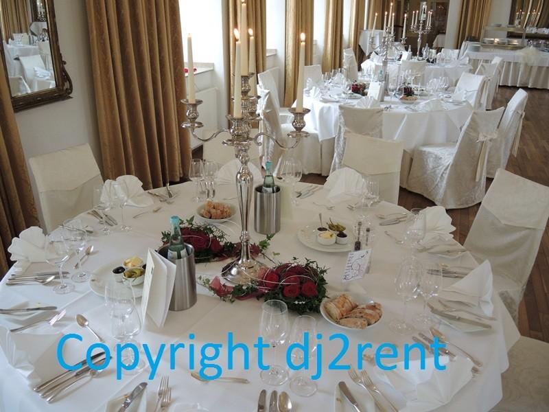 Hochzeit (Schloß Berge)