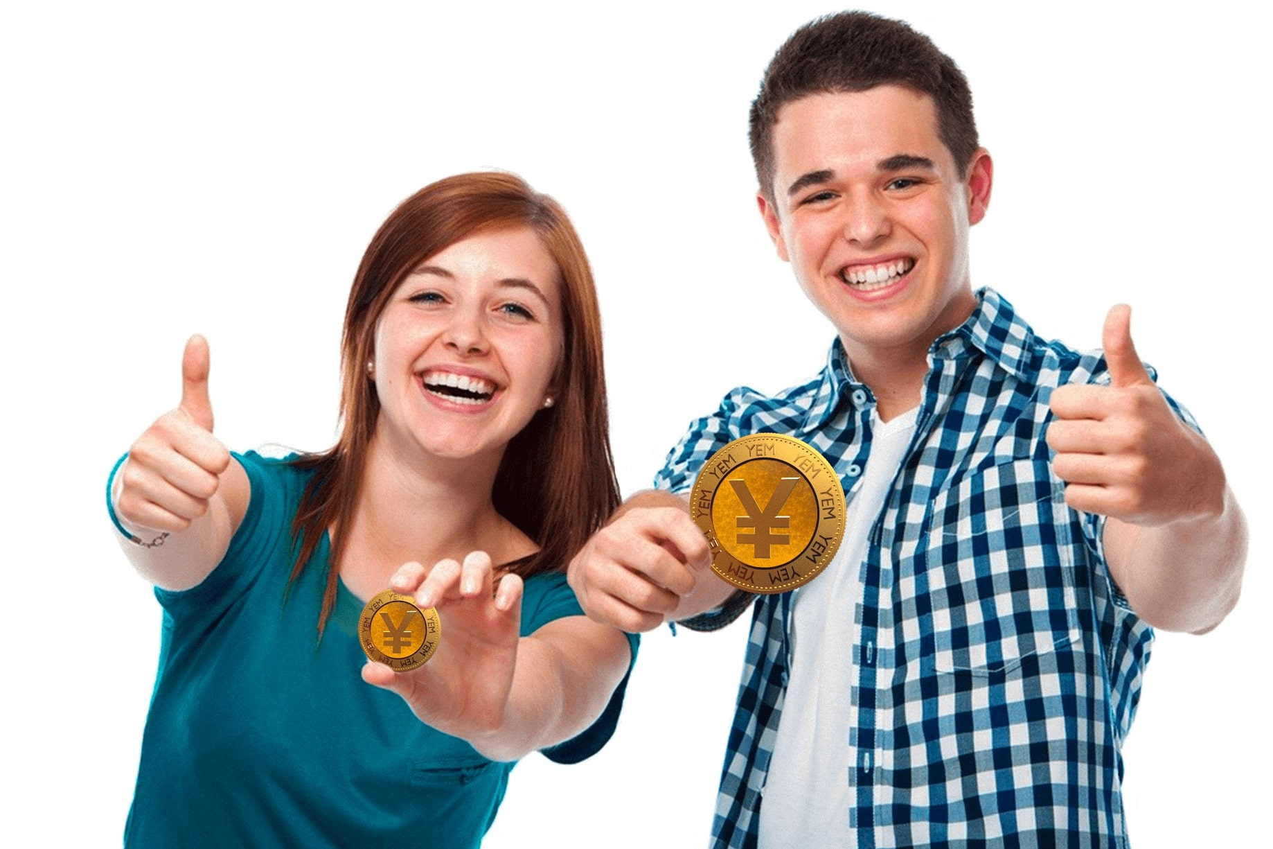 How can YEM Coins be multiplied?