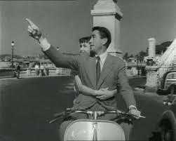 По Риму на скутере, фото